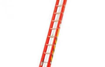 Escada fibra